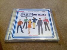 Pulp : Mis-Shapes/Sorted For E's & Wizz [CD1] [CD 1] - Single CD