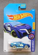 2016 Hot Wheels Car 53/250 Loop Coupe - Q Case