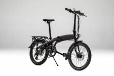 "Oyama CXD E8D II 20"" Electric Folding Bike - Matte Black - NEW"