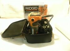 Ridgid R24012 1-1/2 Peak Hp Compact Router Corded New Variable Speed