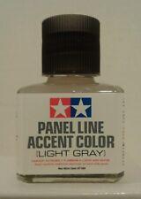 Tamiya 87189, Light Grey panel line accent color.