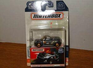 Matchbox Globe Travelers 65th Anniversary Mini Cooper S Cabriolet Convertible