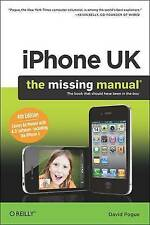 iPhone UK: The Missing Manual, Very Good Books