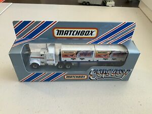 """Matchbox Convoy  Kenworth Double Container Truck """"SkyBusters"""" See Description"""