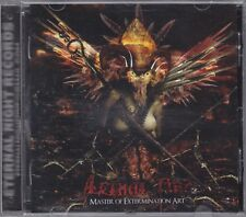 LETHAL FIRE - master of extermination art CD