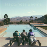 Jonas Brothers Happiness Begins CD BRAND NEW FREE SHIPPING