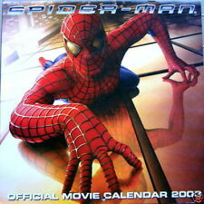 Calendrier Marvel Spiderman colombia pictures 2003