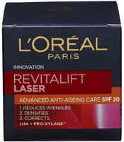 L'Oreal Revitalift Laser Advanced Anti-Aging Cream SPF20 - 50ml