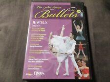 "DVD ""LES PLUS BEAUX BALLETS EN DVD, VOLUME 12 : JEWELS (JOYAUX)"""