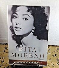"En Espanol! Rita Moreno: ""Memorias"" 1st Edition/Primero Edicion Soft 2013 NEW!"
