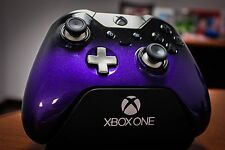 Xbox One Elite Controller Custom Painted -Purple Fade