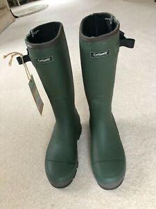 New Size 8 Neoprene lined Wellington Boots