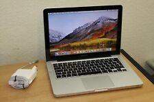 MacBook Pro 13 Zoll Modell 8,1