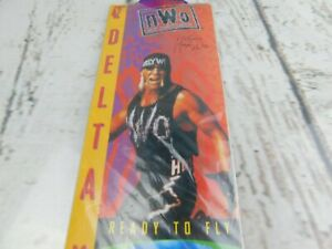 Vintage NOS Hollywood Hulk Hogan NWO WCW Wrestling Spectra Star NEW 42""