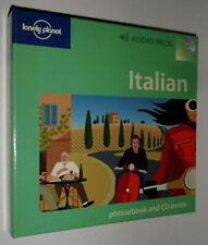 Italian Phrasebook (Lonely Planet Phrasebook) by Lonely Planet.