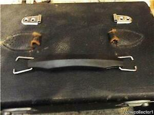 TWO(2) NEW HANDLES FOR A SINGER FEATHERWEIGHT 221 SEWING MACHINE CASE FITS GREAT