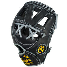 "Pro Teen Buckler Baseball, Tl1125Bg 11.25"" Rht Infield Glove Black/Grey"