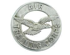 New OFFICIAL Air Training Corp ATC Royal Air Force Cadets RAF Beret / Cap Badge