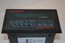 ONE USED NORCROSS VISCOSITY CONTROLLER MP90