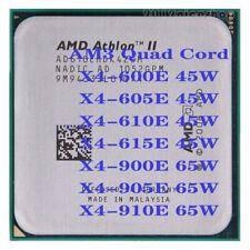 AMD Athlon II X4-600E X4-605E X4-610E AMD Phenom II X4-900E AM3 CPU Processor