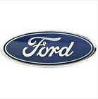 NEW FORD F-150 2005-2014 TAILGATE OR FRONT GRILLE 9 INCH BLUE & CHROME EMBLEM