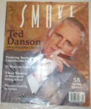 Smoke Magazine Ted Danson Baseball's Future Spring 2001 SEALED 033115R