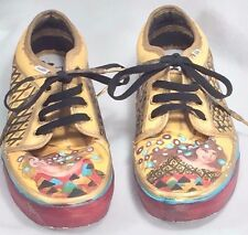 Custom Hand Painted Vans Off the Wall Sneakers Mens 9 Womens 10.5 21120