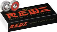 Bones Reds Skate Bearings - 627 7mm (Pack of 16)