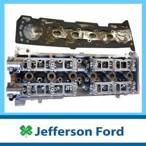 Genuine Ford Cylinder Head Assy Kit For Falcon Fg Mkii Fgx 4.0L Dohc Vct Lpg