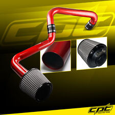 01-05 Honda Civic Automatic 1.7L Red Cold Air Intake + Stainless Steel Filter