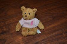 D20- Avon 2001 Breast Cancer Crusade Awareness Teddy Bear