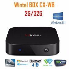 Wintel Mini Pc Desktop Computer Tv Box Windows