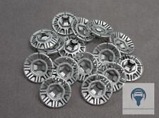 15 disco di bloccaggio metallo clip di fissaggio per AUDI a3 a4 a5 a6 q5 q7 TT, n90796502