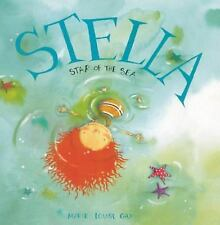 Stella, Star of the Sea (Stella and Sam)-ExLibrary