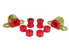 Prothane 84-00 Jeep Cherokee & Comanche 25mm Sway Bar & End Link Bushing Kit Red
