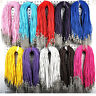 Wholesale Lots 100pcs Mix Leather Braided Love Charm Bracelets For Beads Jewelry