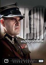 Tajny wspolpracownik (DVD) teatr TV 2008 POLISH POLSKI