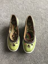 Ladies Fly London Shoes Size 6