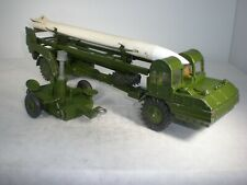 Dinky Toys Military Army Corporal Missile Launcher #666 COMPLETE