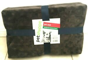 "Pet Shoppe Pet Mat 2"" inches memory foam 24in x 19in x 2in Foldable orthopedic"