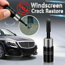 Automotive Glass Nano Repair Fluid Car Windshield Windscreen Chip Crack Tool NEW