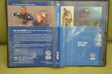 """Padi Dvd """"Dry Suit Diving"""" English only"""