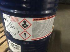 Chlorure de méthylène , Dichloromethane . Flacon de 1 litre