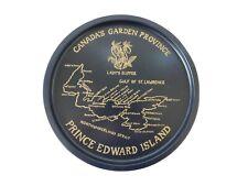 "Metal Prince Edward Island Serving Tray 11"""