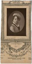 Lemercier, Paris, artiste, Athénée-Comique, Victoire Élisa Macé, dite Marguerite