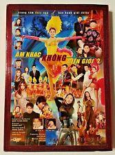 2 DVD PARIS BY NIGHT #81 - Âm Nhạc KHÔNG Biên Giới 2 / Music Without Border 2