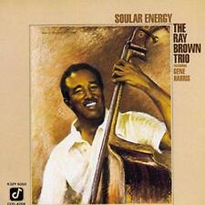 The Ray Brown Trio - Soular Energy (NEW CD)