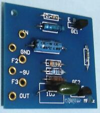 Fuzz Face Built and Tested Module DIY Germanium Transistors