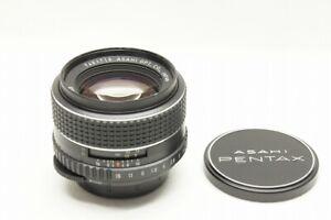 """EXCELLENT"" PENTAX SMC TAKUMAR 50mm F1.4 Standard MF Lens for M42 Mount #210930z"