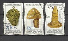 0747- ALEMANIA GERMANY SERIE COMPLETA SELLOS ARQUEOLOGIA ANTIGUEDADES.790/2.4,50